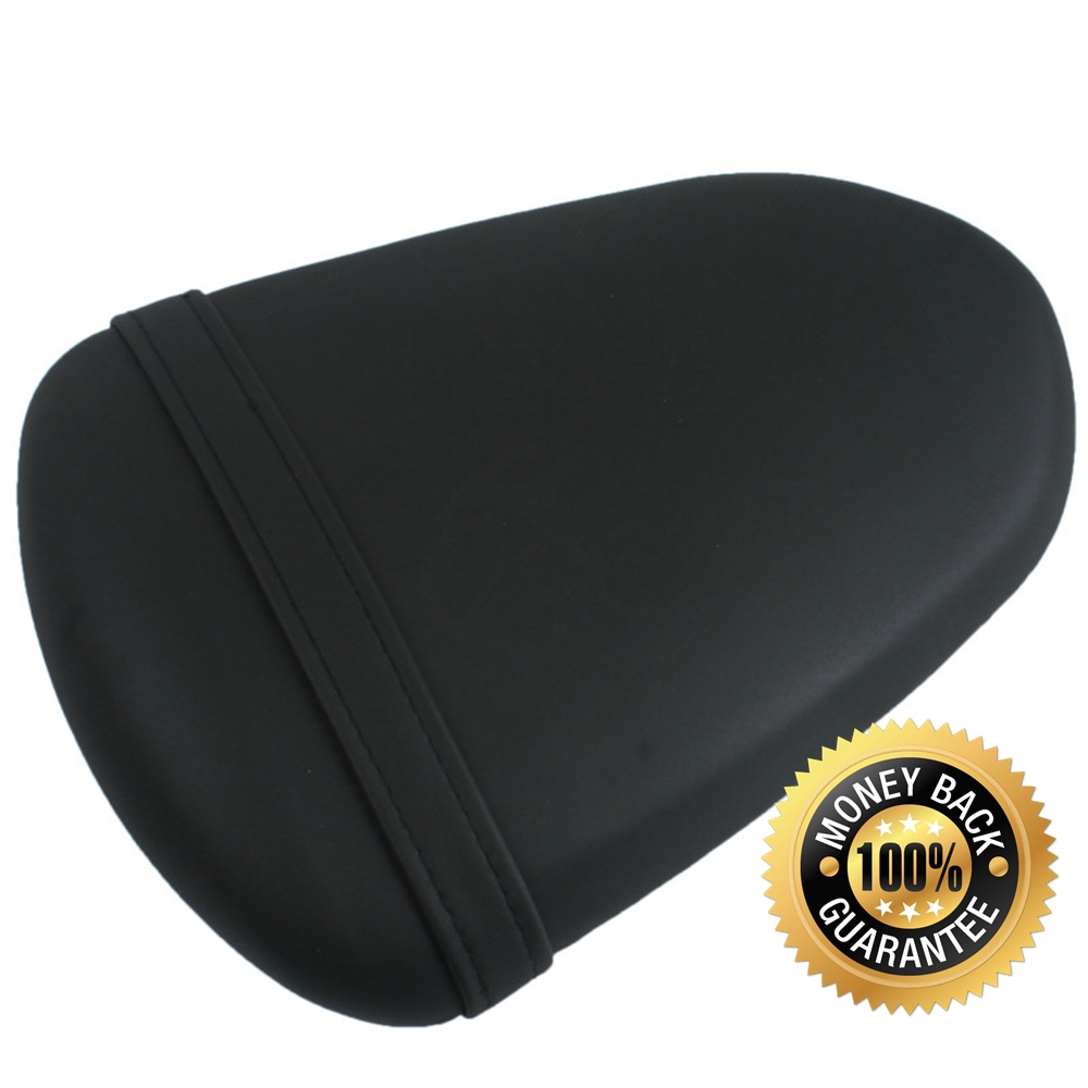 For SUZUKI GSXR1000 2005-2006 05 06 K5 Motorcycle Synthetic Leather Passenger Rear Back Seat Cover Cushion Pillion