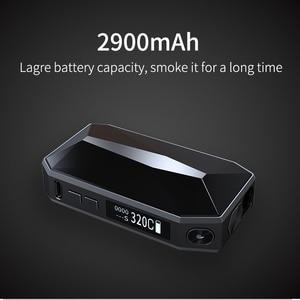 Image 5 - Smy pluscig k2 가열 스틱 드라이 허브 기화기 2900 mah tc 히트 박스 키트 담배 카트리지 vs kecig 2.0 plus kamry gxg i2
