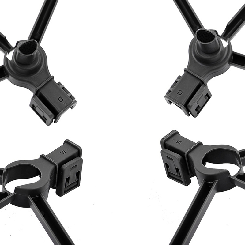 Image 5 - Quick Release Anti Collision Ring Propeller Protection Guard For Dji Mavic 2 Pro/Zoom Fpv Drone Accessories-in Propeller from Consumer Electronics