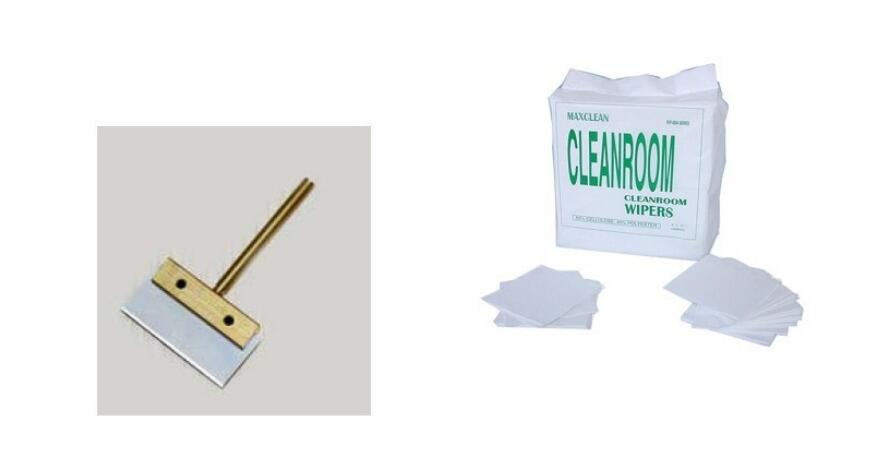 ФОТО Portable UV glue balde, non-dust cloth,cutting wire,roller,glue remover, best combination for cleaning screen