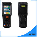 Hot Sale Mini Printer GPRS/3G/WIFI/NFC/Bluetooth Handheld Industrial PDA Android Laser Barcode scanner