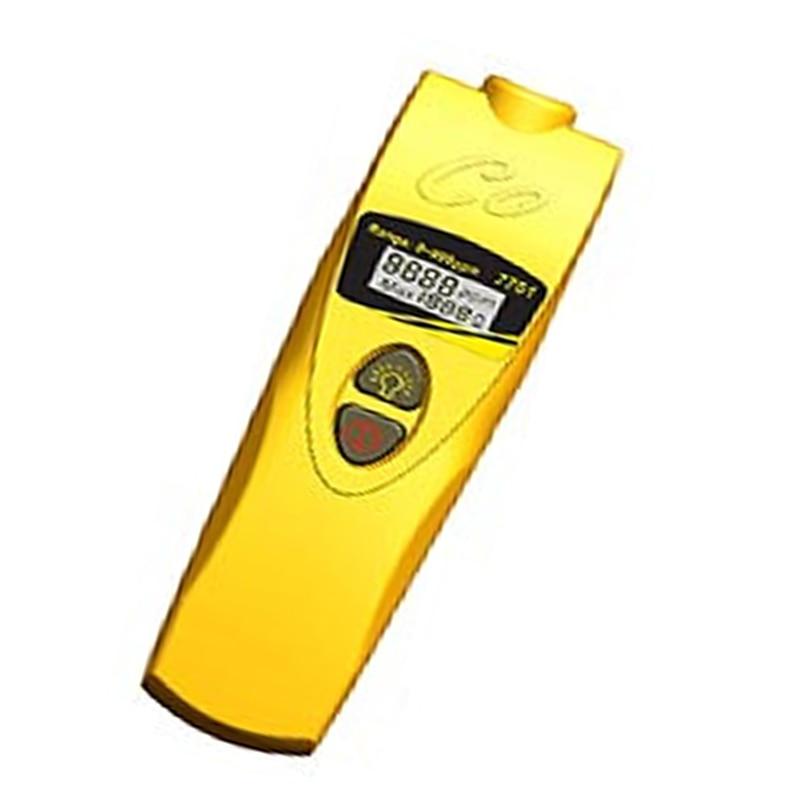 AZ7701 Portable household precision gas detector alarm tester Carbon Monoxide Detector CO concentration detector