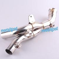 GZYF Stainless Steel Exhaust Downpipes Headers Pipe For Yamaha YZF R1 2009 2010 2011 2012 2013 2014