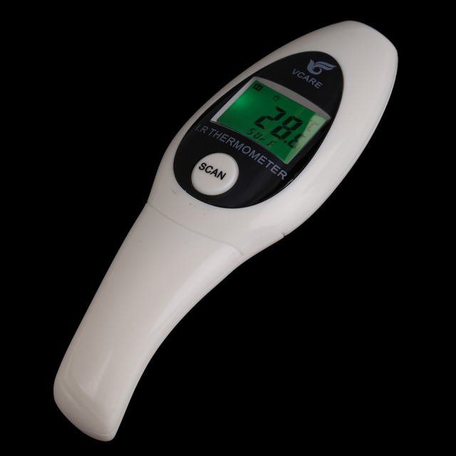 Non-Contact IR Infrared LCD Body Thermometer For Baby Kids Adult