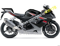 Hot Sales,For SUZUKI GSXR1000 2005 2006 GSX R1000 K5 05 06 GSXR 1000 R1000 Multi color ABS Fairing set (Injection molding)