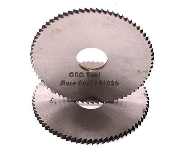 Фреза из быстрорежущей стали 40/50/60/75/80/100/125 мм* 0,3/0,5/0,8/1,0/1,5/2/2,5/3,0/4,0, пазов резак, пильный диск фреза контактов инструмент