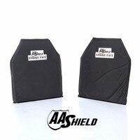 AA Shield Bullet Proof Soft Panel Body Armor Inserts Plate Aramid Core NIJ Lvl IIIA 3A