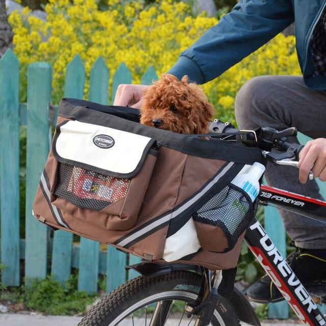 In Tasche Kleine Fahrrad Produkte Welpen Tragetasche Korb Us51 13protable Sitz Katze Protable Hund Für Fahrradträger Zubehör Reise QhdCtsrx