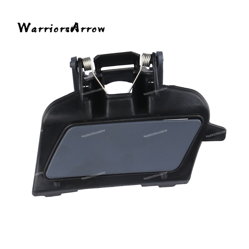 WarriorsArrow Unpainted Left Front Headlight Washer Cover Cap For Mercedes ML350 2006 2007 1648600108(China)