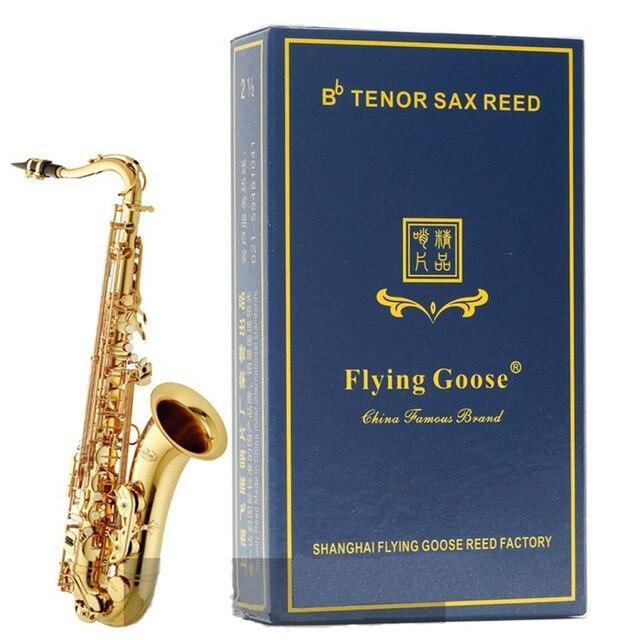 Летающие Тенор-Саксофон Тенор-Саксофон Тростник Рид 2.5 # или 3 # Прочность Аксессуары Бесплатная Доставка