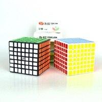 YJ GuanFu 7x7x7 Magic Cube Neo Cubo Magico Professional Speedcubing Puzzle cube 7*7*7 Toy Adult Educational Gift