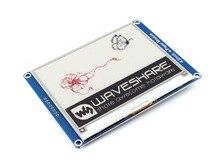 Waveshare 4.2inch נייר מודול (B) E דיו תצוגת אדום שחור לבן שלושה צבע SPI תואם פטל Pi/Arduino/STM32