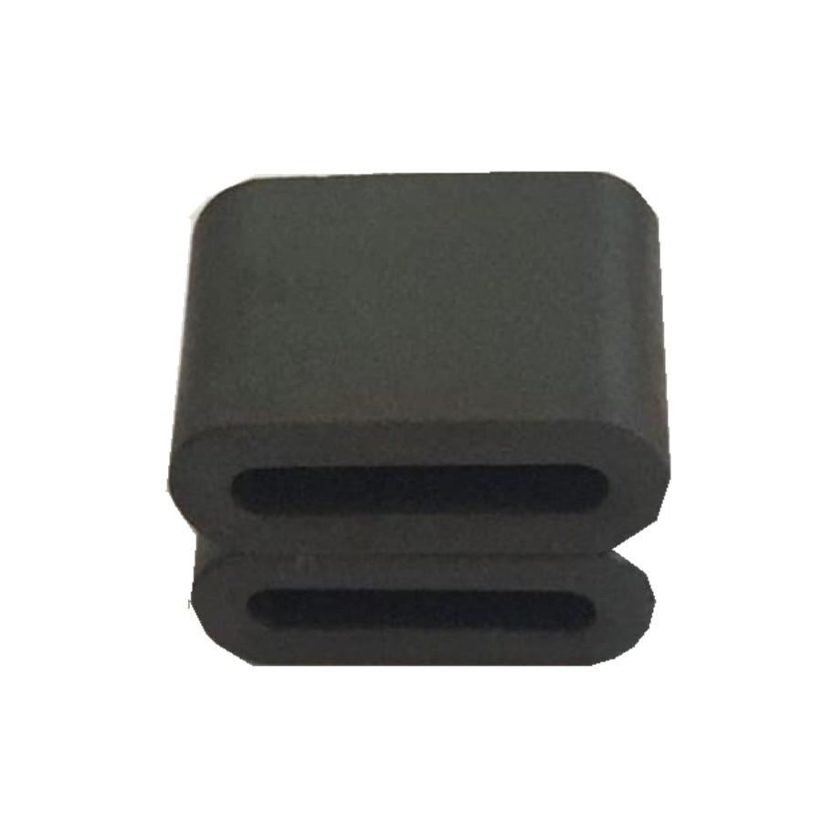 inner width 14.2mm cable EMI filter ferrite core 19X14X12X6.5X2.5mm NOISE CANCEL ferrite bead RF choke ferrite bead,200ealot