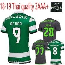 2018 2019 qualidade Thai Lisboa Esportivo camisa de T. 18 19 S-XL lisboa  camisas Lazer Novo Melhor Qualidade frete grátis 4f379ac7d5bc4