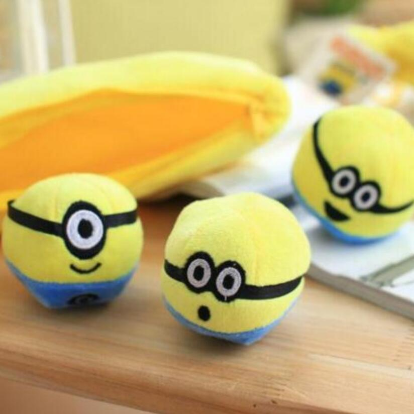 1pcs 30cm Despicable Me 2 Stuffed Plush Toy Doll Film Anime Minions Pea  Banana Style Cotton Hold Pillow Baby Kids Gift In Stuffed U0026 Plush Animals  From Toys ...