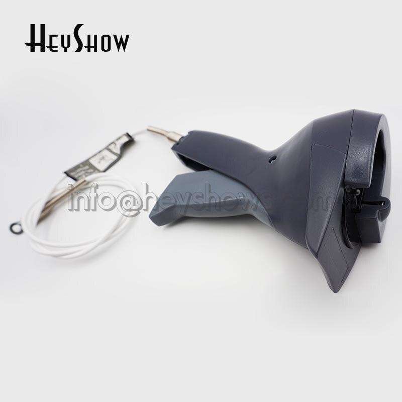 EAS étiquette dure détacheur pistolet magnétique vêtements sécurité étiquette dissolvant portable étiquette Lockpick pour chaussures vêtement sac magasin de détail