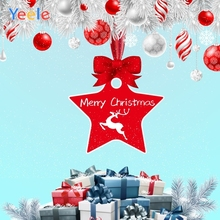 Yeele Christmas Family Photocall Party Decor Gifts Photography Backdrops Personalized Photographic Backgrounds For Photo Studio