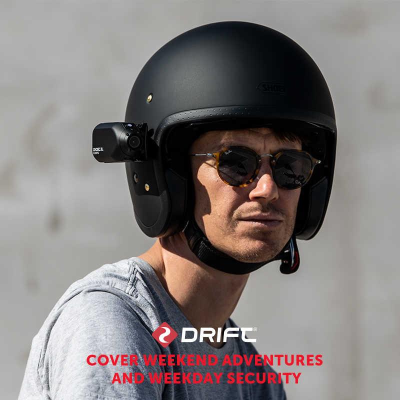Baru Kedatangan Drift Hantu XL Action Camera Olahraga Kamera 1080P Sepeda Motor Sepeda Gunung Sepeda Kamera Helm Cam dengan Wi-fi