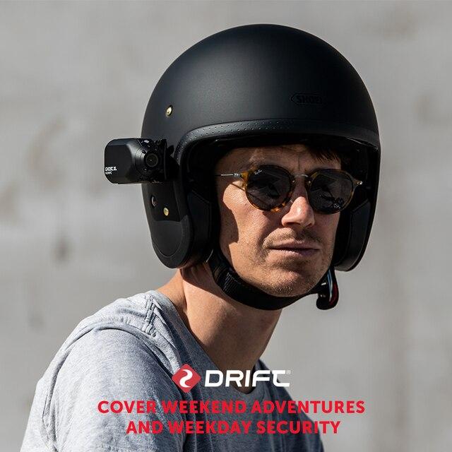 New Arrival Drift Ghost XL kamera akcji kamera sportowa 1080P motocykl Mountain Bike kamera rowerowa kask Cam z WiFi