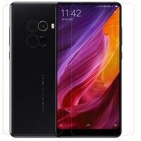 For Xiaomi Mi Mix 2 Glass Nillkin H Pro 2 5 D 0 2 Mm Tempered