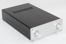 WA105 Aluminum enclosure Preamp chassis Power amplifier case/box size 310*195*70mm