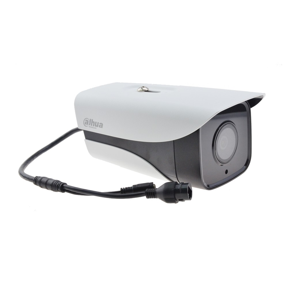 Image 4 - ahua IP Camera IPC HFW4433M I2 Support ONVIF 4MP 80m IR Range H.265 Smart Detection IP67 Bullet Camera With Bracket DS 1292ZJ-in Surveillance Cameras from Security & Protection