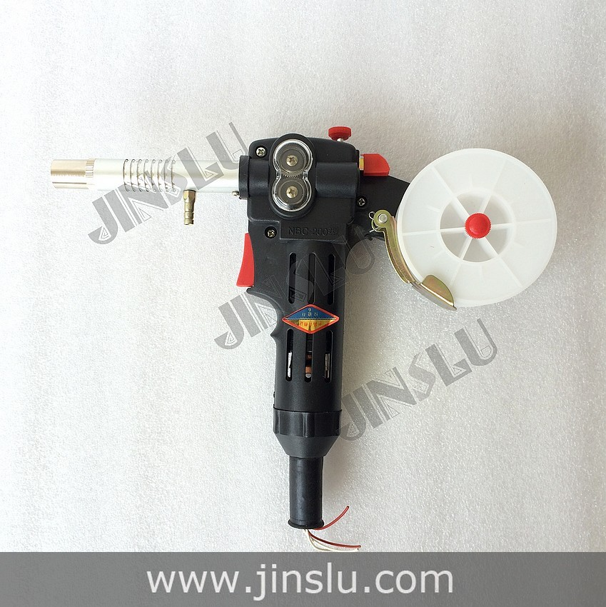 DIY Brand MIG Spool Gun Push Pull Feeder Aluminum Welding Torch without Cable HOT DC 24V Motor Wire 0.8-0.9mm  цены