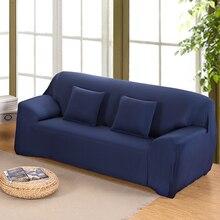 4 Größe 5 Farbe Spandex Stretch Sofa Abdeckung Elastizität Polyester Solide Farben Couch Abdeckung Sofa Sofa Möbel Abdeckung VS022 P40