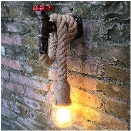 lâmpada de parede loft restaurante bar clube