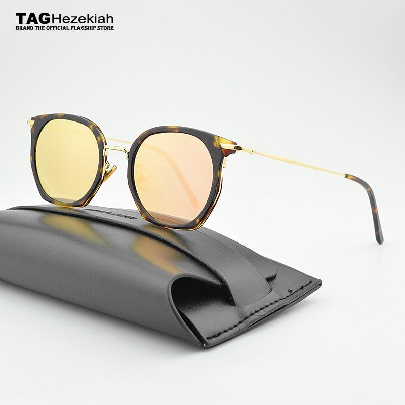 TAG Hezekiah sunglasses women 2018 Brand Super fashion Graphic Design Lenses sunglasses for menretro women's sun glasses UV400