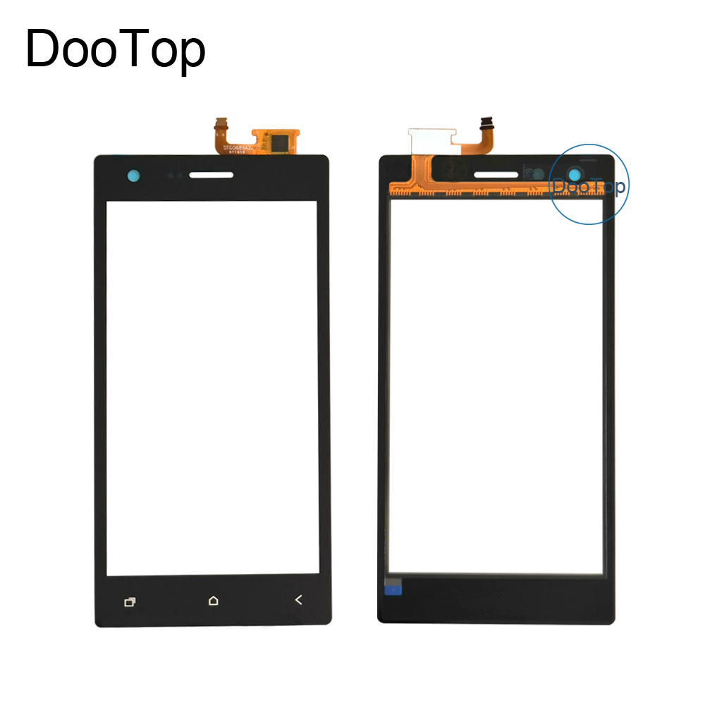 For Micromax Q413 Touch Screen Digitizer Front Glass Panel Sensor + 3m sticker