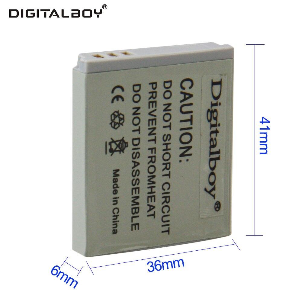 Baterias Digitais recarregável para câmera bateria para Tipo : Bateria Padrão