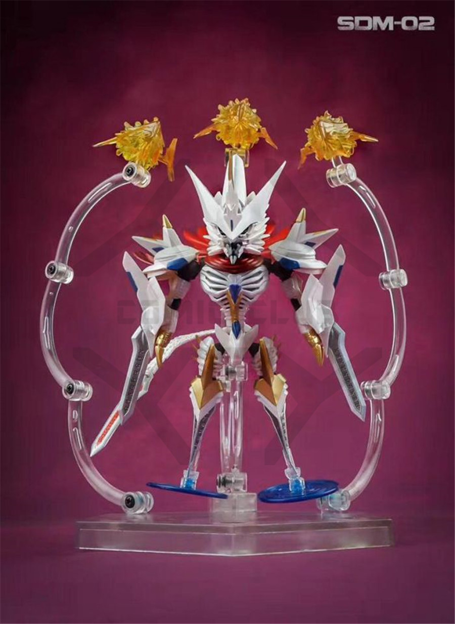Comic Club Instock Tongmong Ex Sd Nx Digital Monster Digimon Jesmon Action Toy Figure Action Toy Figures Aliexpress It exceeded the perfection shining from the crystal in saviorhuckmon's chest, assumed its ultimate form, and acquired the title of a royal knight, the highest rank of network security. aliexpress