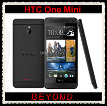 "HTC One Mini Original Unlocked GSM 3G&4G Android Dual Core Mobile Phone 4.3"" WIFI GPS 4MP 16GB dropshipping"
