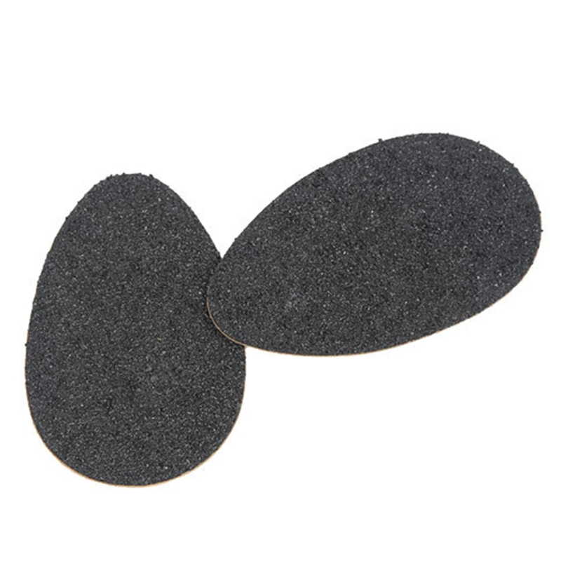 KLV High Quality Rubber 1 Pair / 2 Pcs Shoe Pads Sole Protector Non Slip Rubber High Heel Cushion Forefoot Sticker new fashion high quality a pair of high heel cushion foot cushion protector shoe pads comfortable polyester women men unisex