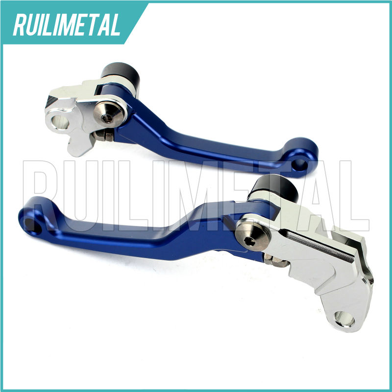 CNC Offroad MX Clutch Brake Levers for SUZUKI RM 85 RM125 RM250 RM 85 125 250 RM-125 RM-250 2004 2005 2006 2007 2008