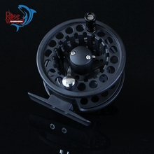 Full Metal Fly Fishing Reel 3/4 5/6 7/8 Flyfishing bearing 2+1 gear ratio 1:1 moulinet carretilha fly fishing reels