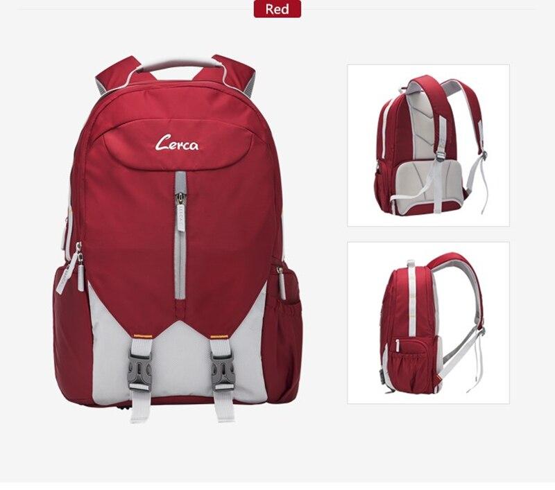 Купить с кэшбэком New Arrival Waterproof Camera Video Bag Camera Photo Backpack DSLR Lens Accessories Bag For Canon/Nikon/Sony Red/Blue/Yellow