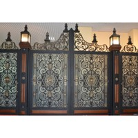 Swing Gates Expandable Gates Pole Gates