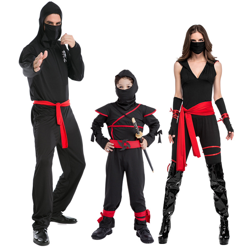 Family Ninja Halloween Costumes.New Halloween Whole Family Ninja Cosplay Costume Masquerade Party Fancy Dress Fancy Dress Cosplay Costumeninja Cosplay Aliexpress
