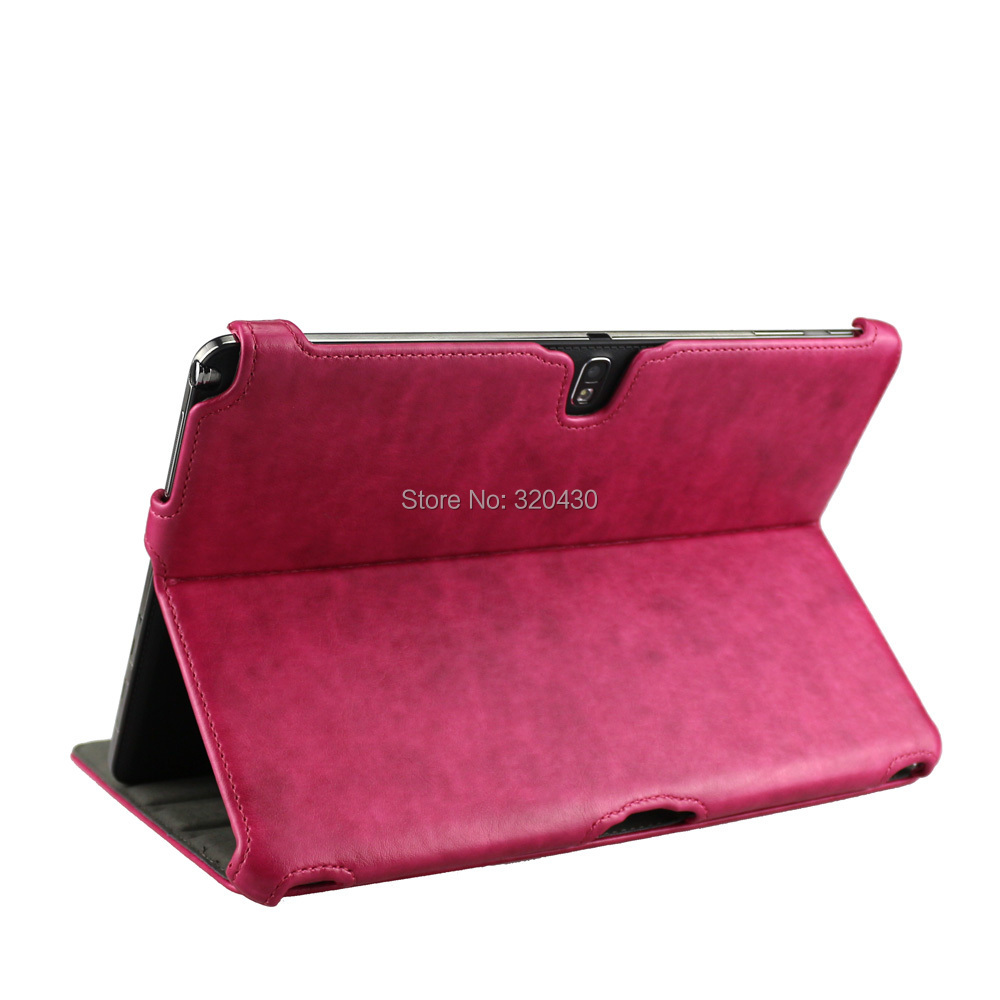 4 colors Smart cover for samsung galaxy note 10.1 2014 edition tablet leather case sleeve pouch auto sleep