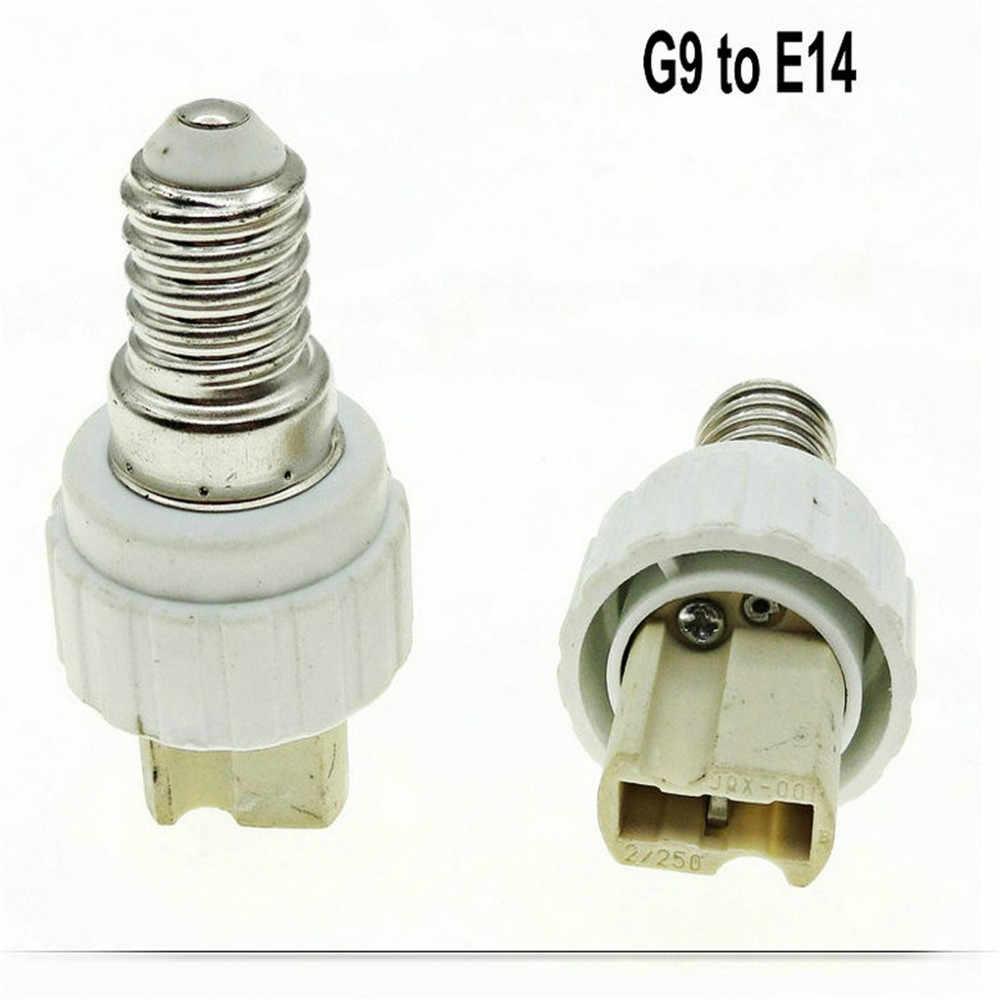 Держатели-преобразователи для ламп GU10/G4/G9/MR16/B22/E14 для E27, E27/GU10/G9 для E14 основание светильника высокое качество