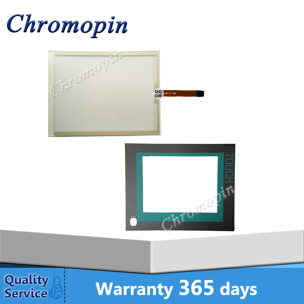 New Touch panel for 6ES7676-1BA00-0CF0 6ES7676-1BA00-0CG0 PC 477B 12 with overlayNew Touch panel for 6ES7676-1BA00-0CF0 6ES7676-1BA00-0CG0 PC 477B 12 with overlay