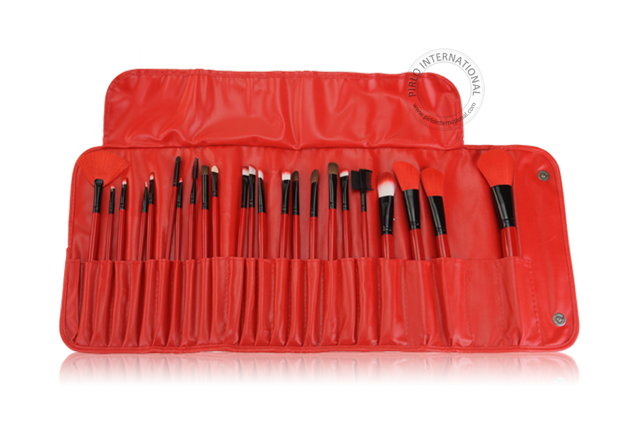 hair styling tool sets 23pcs makeup brushes kit sets professional cosmetic 6651