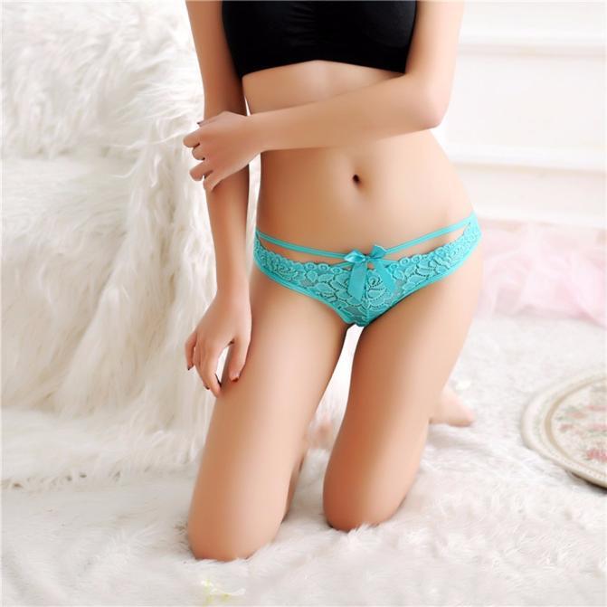New arrival woman's Sexy Lace Briefs Panties Thongs boutique panties erotic temptation Lingerie Underwear трусы женские 51*