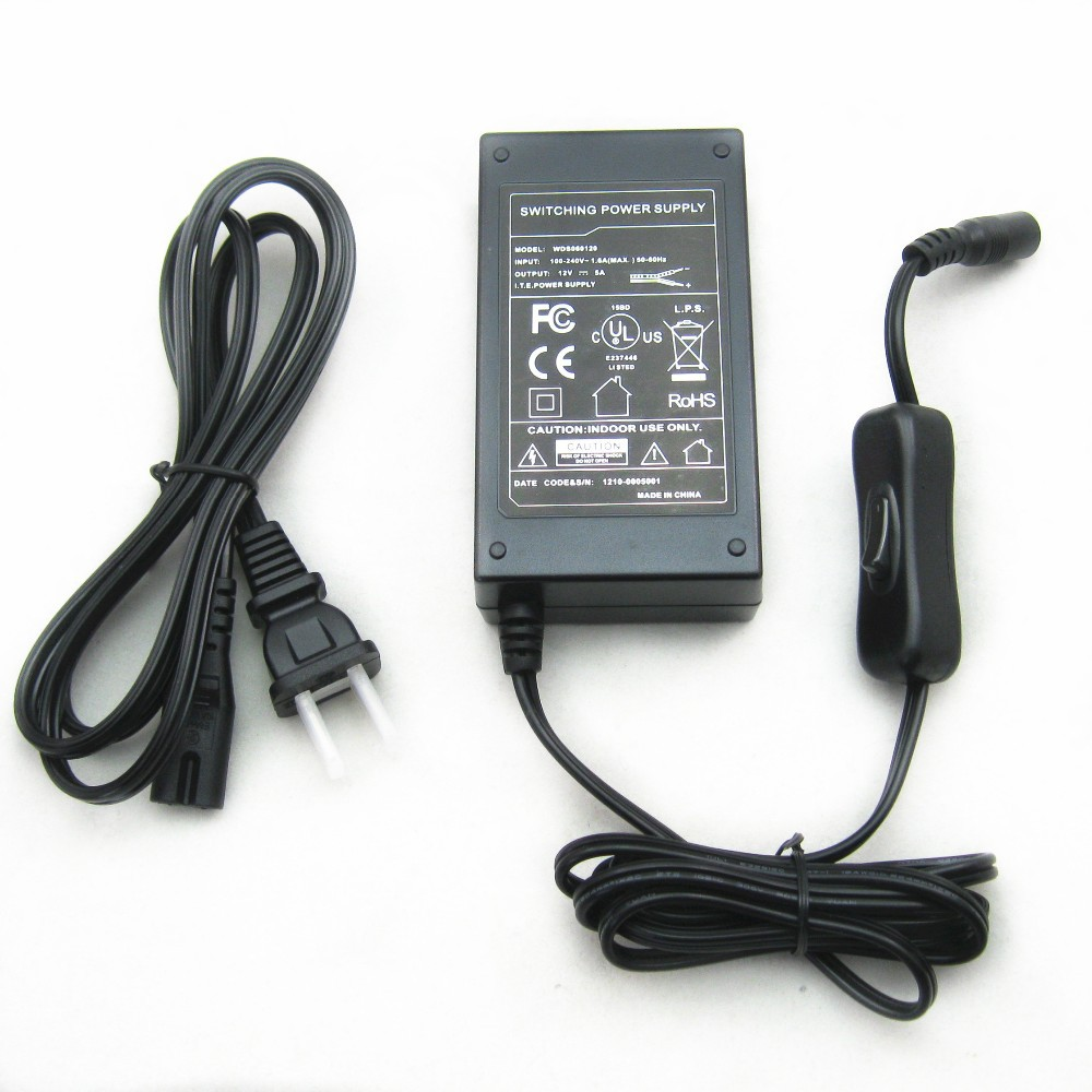 Switching Adaptor Power Supply with Power Line Z020T Dedicated Zhouyu The First Tool 60W Big Power