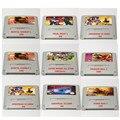 Cartucho de jogo De Cartão SUPER Para O Japão Versão shell Game Player 4 M 16 M Cartão de Jogar Jogos 16bit Jogos SuperCard