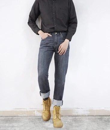 Xiaomi youpin DMN della pelle-friendly classico jeans uomo tendenza Moda Sottile Confortevole selvaggio Autunno della Molla dei pantaloni dei jeans allentati pantaloni