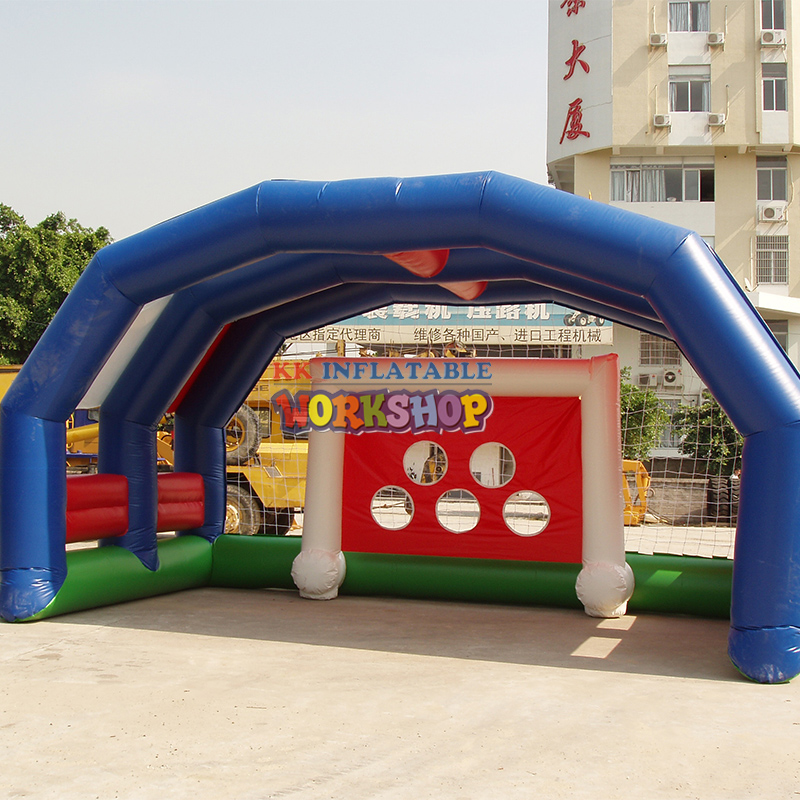 Inflatable sports game in indoor playground for sales
