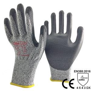 Image 2 - NMSafety Cut Resistant Work Glove Glass Handing Butcher Labor Glove HPPE Anti Cut Safety Glove